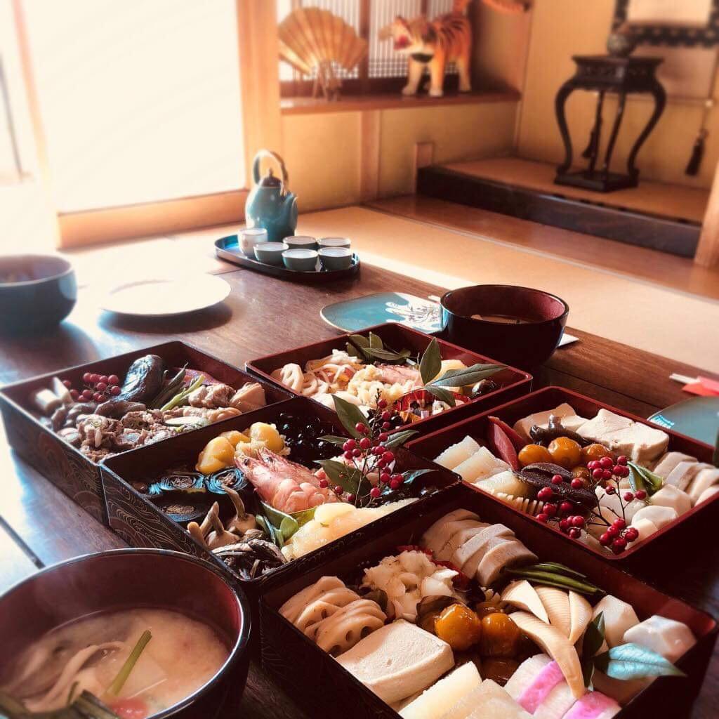 【32ゆく年くる年】おせち料理
